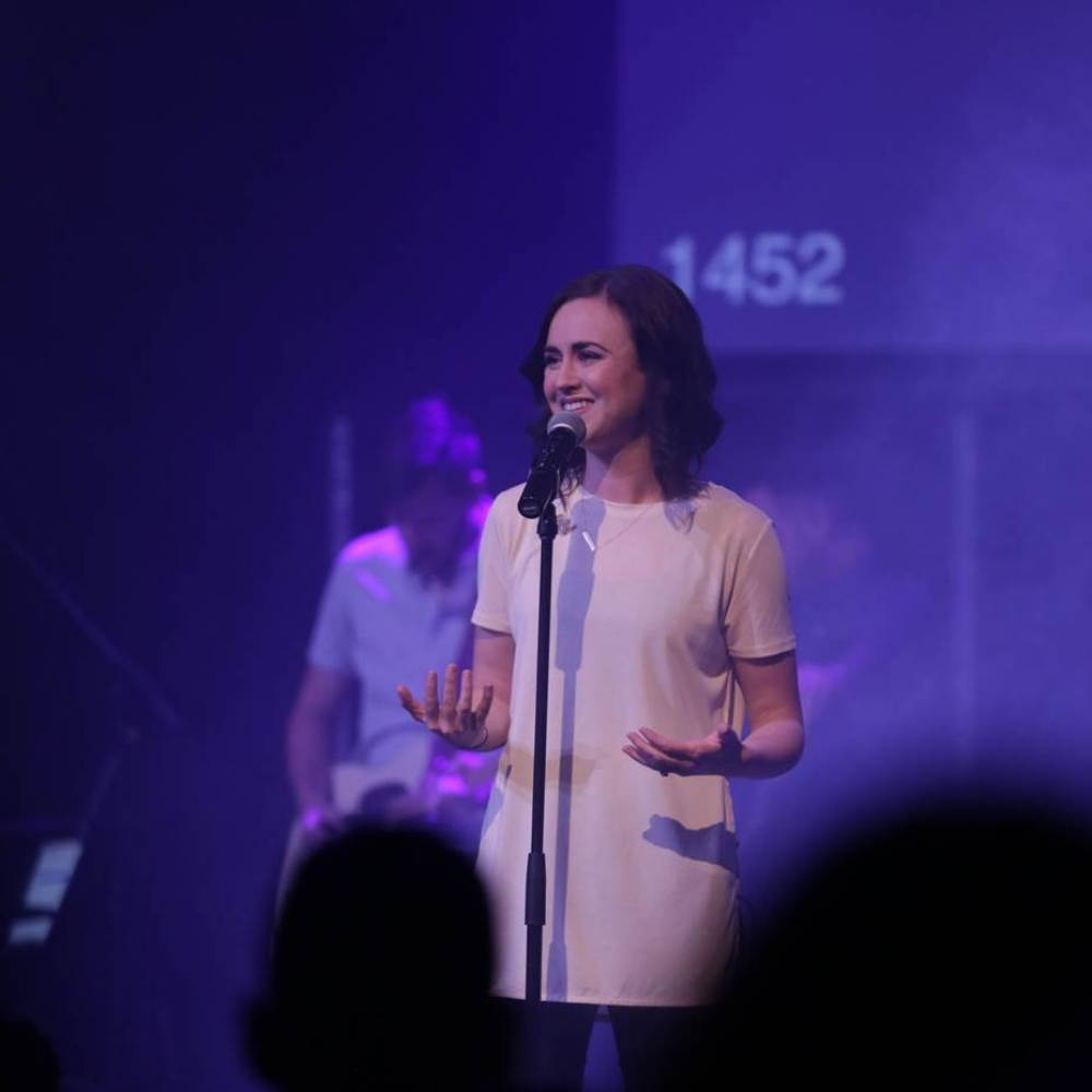 Pastor Becca Redfern